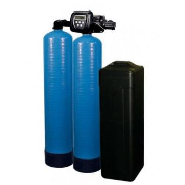 Двухколонная установка для комплексной очистки AquaClack MIX 0.500SC/2