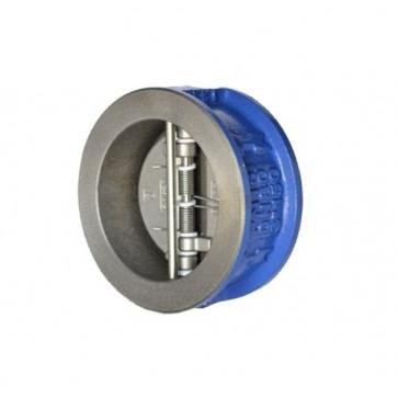 Клапан обратный межфланцевый подпружиненный GENEBRE 2401 DN50-DN150