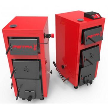 Котел твердотопливный стальной РЕТРА 5М и 5М PLUS (10 - 32 кВт)