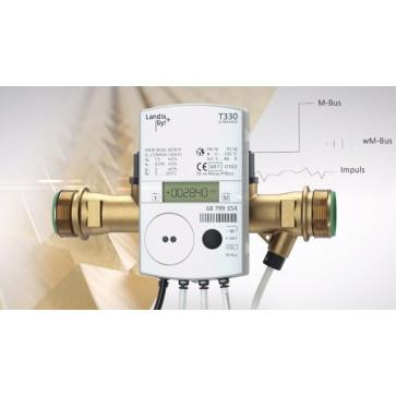 Ультразвуковой счетчик тепла Landis+Gyr Ultraheat-T330/UH30 DN20