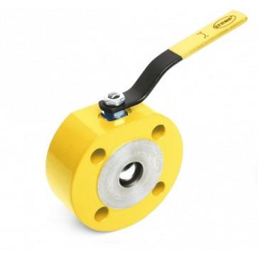 Кран шаровый фланцевый для газа EFAR WK4a DN15-DN25