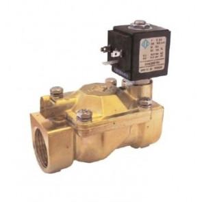 Клапан электромагнитный непрямого действия ODE DN15-DN50 (FKM)