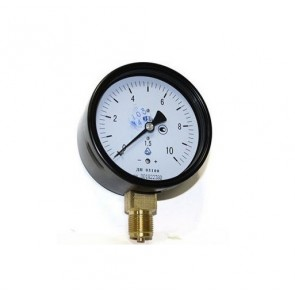 Напоромер Ø 100 мм (1,6 - 40 кПа) к.т. 1,5