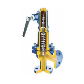Клапан предохранительный полноподъемный пружинный АRМАК Si 6301P DN20*32-150*250