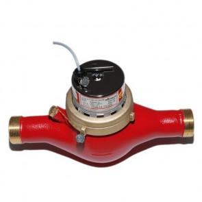 Cчетчик горячей воды импульсный Sensus AN130 DN15-DN40