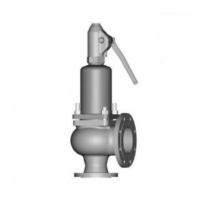Клапан предохранительный полноподъемный пружинный Аndrex Ci 6301H DN25*32 - DN100*125