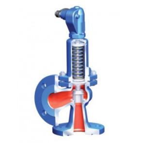 Клапан предохранительный пропорциональный пружинный ARI-SAFE 12.921 DN15*15-DN100*100