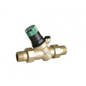 Регулятор давления воды со сбалансированным седлом HONEYWELL D05FS DN15-DN25 (нар-нар), Тмакс =+ 70°С