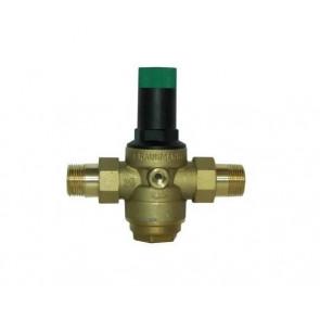 Регулятор давления воды со сбалансированным седлом HONEYWELL D06F DN15-DN50 (нар-нар), Тмакс =+ 70°С