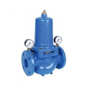 Регулятор давления HONEYWELL D15S DN50-DN150 (фланец), настройка 1,5-7,5 (8,0) бар