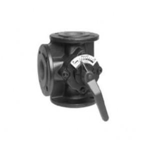 3-х ходовой поворотный клапан Honeywell DRGFLA DN20-DN200