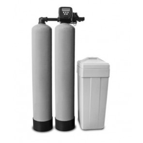 Фильтр для умягчения и удаления железа Ecosoft FK TWIN