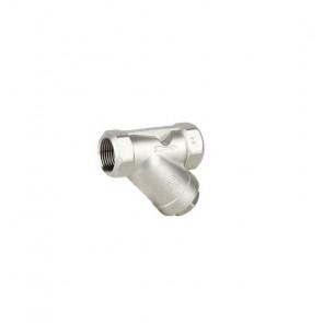 Фильтр сетчатый резьбовой н/ж GENEBRE 2460 DN15-DN50 (вн-вн)