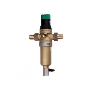 Комбинированный фильтр с редуктором для горячей воды HONEYWELL Mini Plus FK06 DN15-DN32 (нар-нар)