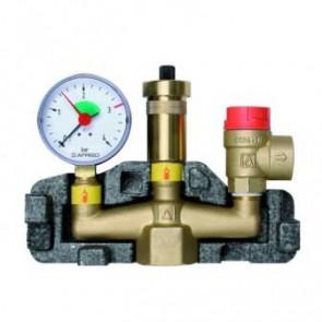 Группа безопасности котла Afriso KSG (до 50 кВт)