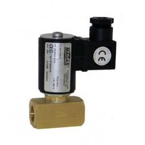 Клапан электромагнитный газовый муфтовый MADAS M15-1 DN 15 (автомат)