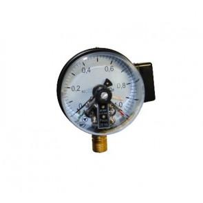 Манометр электроконтактный Ø 100 мм (-100 кПа - 160 кПа, 10 МПа - 25 МПа)