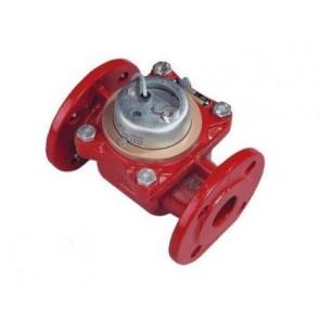 Cчетчик горячей воды турбинный импульсный Powogaz MWN130-NK DN40-DN300