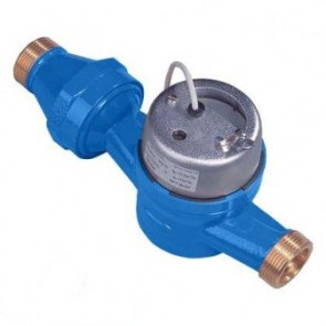 Cчетчик холодной воды импульсный Powogaz JS-NK DN25-DN40