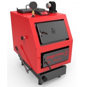 Котел твердотопливный стальной РЕТРА 3М (25 - 98 кВт)