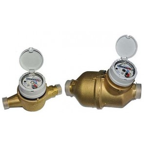 Объемный счетчик холодной воды Sensus 620 DN15-DN40