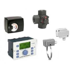Комплект автоматики систем отопления с контроллером Honeywell Smile SDC3-40N