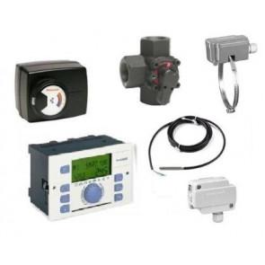 Комплект автоматики систем отопления с контроллером Honeywell Smile SDC9-21N