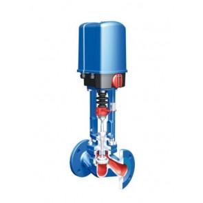 Клапан проходной регулирующий ARI-STEVI DN15 - DN100 с електроприводом Premio 2,2 kN