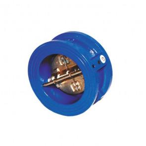 Клапан обратный межфланцевый подпружиненный VITECH DN40-DN400