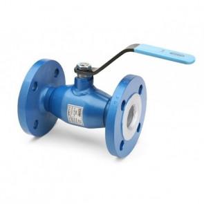 Кран шаровый фланцевый для воды EFAR WKC1a DN15-DN200